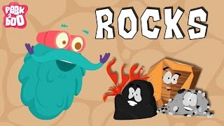Types Of Rocks | The Dr. Binocs Show | Learn Videos For Kids
