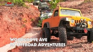 Jeep Brute Wrangler Land Rover Defender R1 Rock buggy Scale RC Trucks Offroad adventures