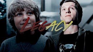 "Tony & Peter & Harley   ""War isn't one of them"""