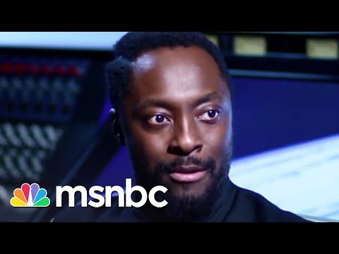 Will.i.am Takes On Apple | msnbc