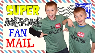 You Won't Believe What Came to us in the Mail as Family Fun Pack Fan Mail!!