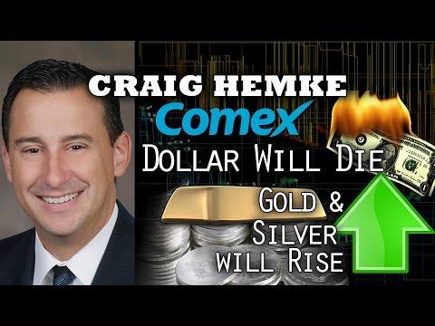 Gold/Silver Price Rigging Admitted by Deutsche Bank, Canada Sues - Craig Hemke, TFMetalsReport.com