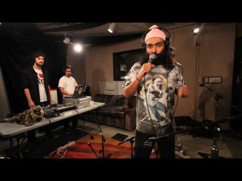 Das Racist - Rapping 2 U (Live on KEXP)