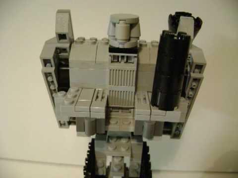 Lego Transformers - G1 Megatron 2.0