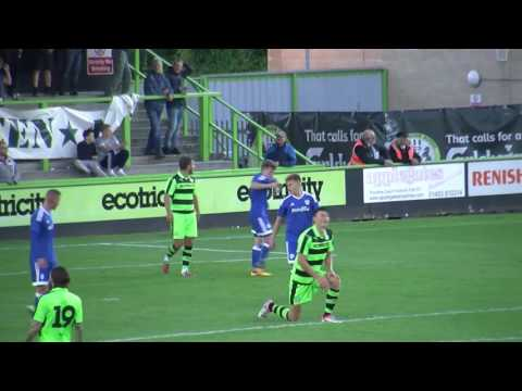 Highlights: Forest Green Rovers 3-1 Cardiff City