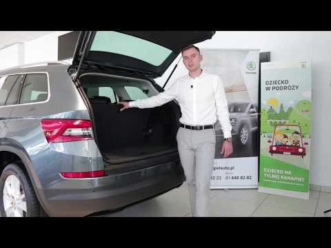 Siedmiomiejscowa Škoda Kodiaq – Funkcjonalność I Oszczędność Pieniędzy