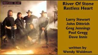 Watch Restless Heart River Of Stone video