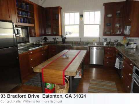 Real Estate Listing For Eatonton, Ga- 93 Bradford Drive Eato