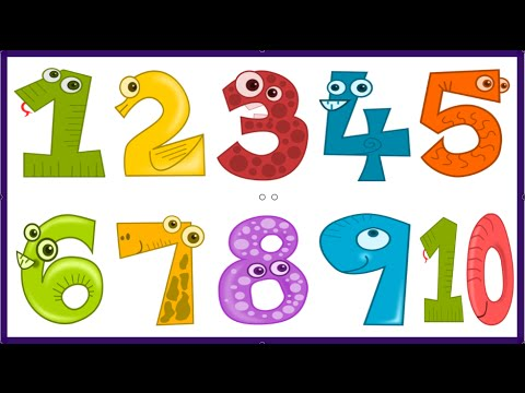 learn numbers in arabic, ِتعليم الأطفال الحروف بالعربية، تعلم الأرقام باللغة العربية