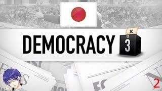 ASSASSINATED?! | Democracy 3 (Japan) [#2]