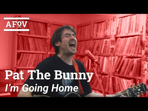 Pat The Bunny Schneeweis - Im Going Home