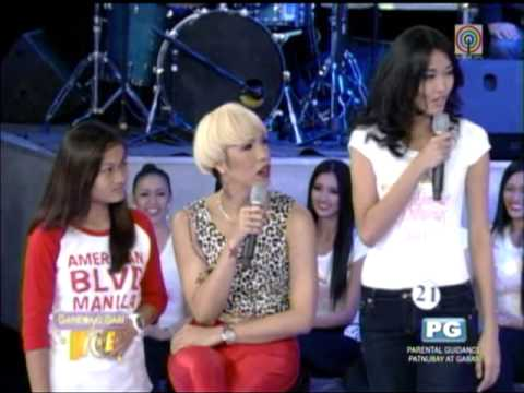 Vice Ganda Meets 'mean Girls' video