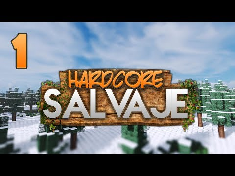 HARDCORE SALVAJE: QUÉ BONITO TODO! | Episodio 1 | MINECRAFT MODS SERIE