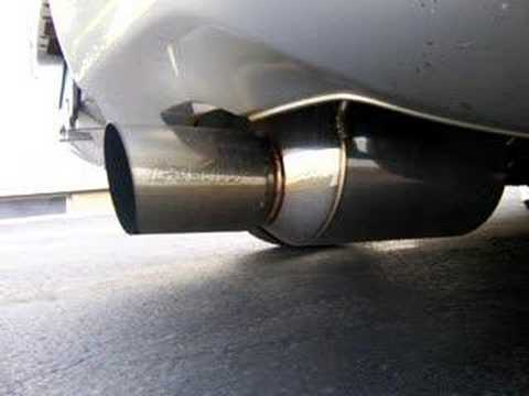 Exhaust Integra ls Greddy Evo 2 Integra ls