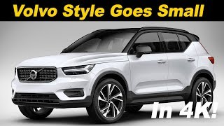 2019 Volvo XC40 Review - First Drive in 4K