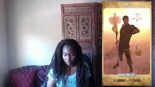 Aries April 2015 Tarot Reading ~ Release Judgement