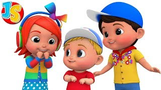 Ha Ha Song For Kids   Nursery Rhymes For Children & Babies By Junior Squad