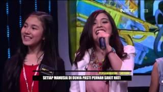 Persahabatan - Tasya Kamila & 7 Harmony (Sherina Cover)
