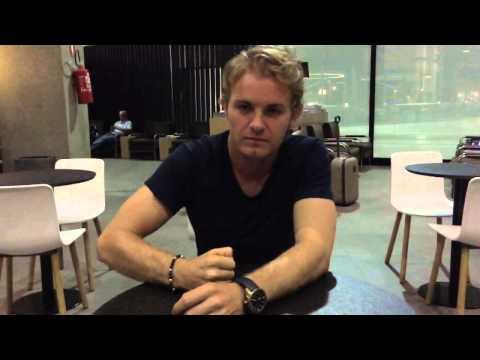 Nico's Brazilian GP Review: Slow-mo