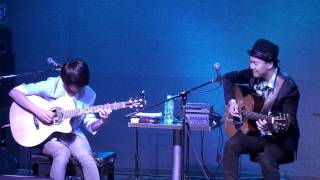 (The Sound of Music) My Favorite Things  -Tanaka Akihiro & Sungha Jung