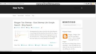 Create Sitemap Ping Sitemap Into Google search Bing search
