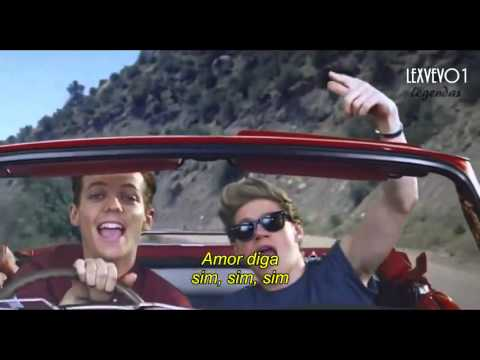 One Direction Kiss You (clipe Oficial) [legendado Br] video