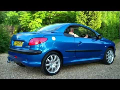 Ficha t cnica del peugeot 206 2 0 coupe cabriolet cabrio ensamblado en 2008 precios fichas - Peugeot 206 coupe cabriolet review ...