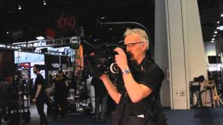 New Easyrig Vario 5 Strong at NAB Show 2016