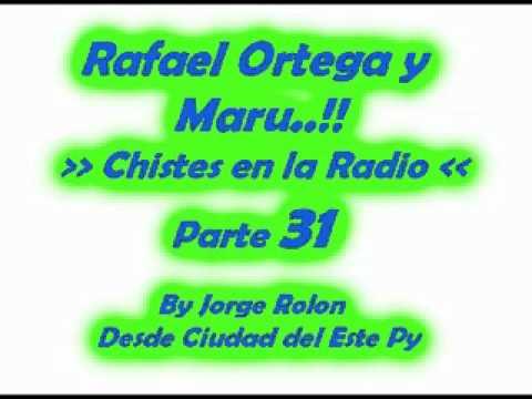 31 El Cabezon - Rafael Ortega el Profe y Maru - Chiste en la Radio en Guarani - Parte 31