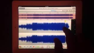 Twisted Wave Audio Editor For iPad