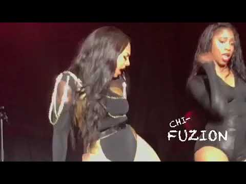 Ashanti Puts on a HOTTT Show at the V103 Summer Block Party in Chicago thumbnail