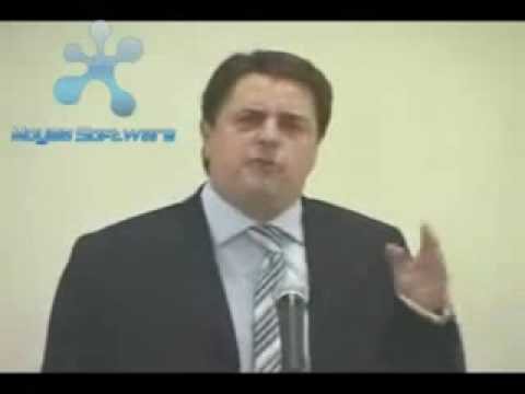 BNP Nick Griffin Describes The Dangers of an Islamic Europe 1/3