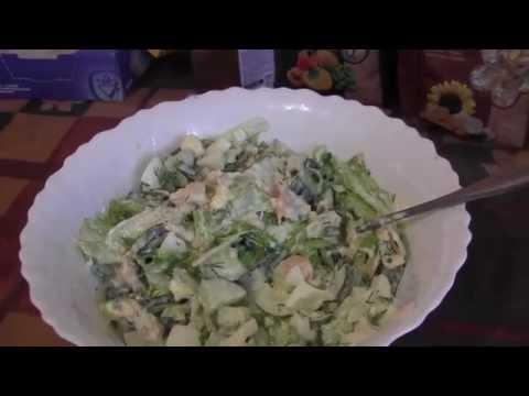 """Рецепт мужского салата """"от мамы Михалыча"""""""