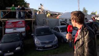 N24h: Rewinside auf dem Campingplatz am Nürburgring