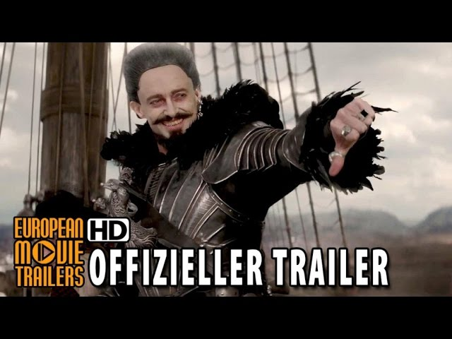 PAN Trailer #3 Deutsch | German (2015) - Levi Miller,  Hugh Jackman HD