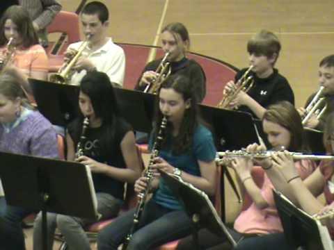 Kitana Dickersons band concert
