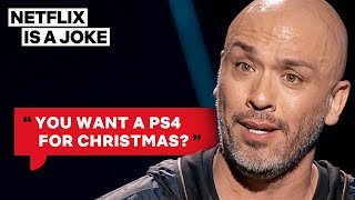 Jo Koy Spoils His Son With Presents | Netflix Is A Joke