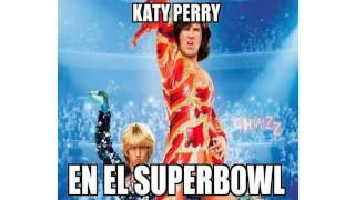 Memes de Katy Perry y la Super Bowl