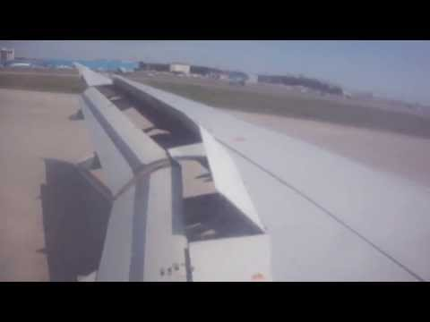 Landing in Moscow (domodedovo) from Sharjah A320 air arabia