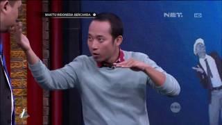 Waktu Indonesia Bercanda - Denny Cagur Emosi Cak Lontong Gak Belajar Tanda Baca (1/4)