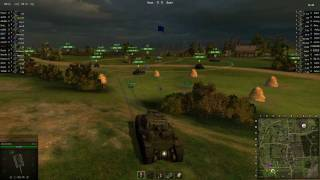 World of Tanks - Мурованка - Ram-II HD 1080p No Comments