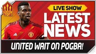 Pogba Holds Up Man Utd Transfers! Man Utd News