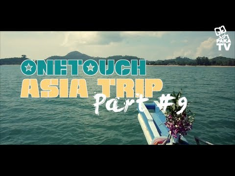 Onetouch - Asia trip part #9 (Koh Phayam / Hippy Bar)