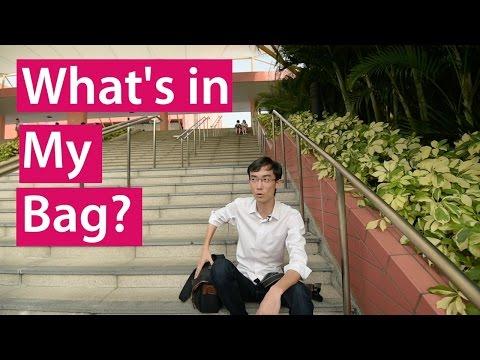 Lok C - What's in My Bag?