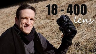 Tamron 18-400 Lens - Field Test and Review (great zoom for both Nikon and Canon)
