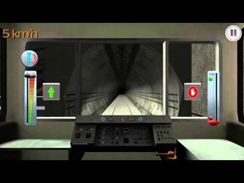 играть в симулятор метро 3д
