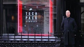 A Look Inside Nike's Secret Tech Pack Armoury in London