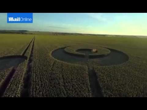 MI5 spent years investigating crop circles