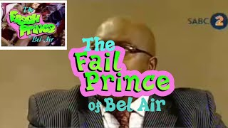 [The Fresh Prince Of Bel Air (Done in Fails)] Video