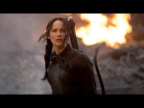 Mark Kermode reviews The Hunger Games: Mockingjay - Part 1